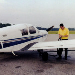 Me refueling plane