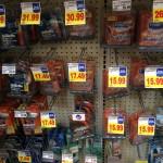 Expensive razor blades