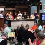 Robert Irvine in Disney, EPCOT. Food and Wine Festival